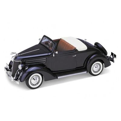 1936 Ford Cabriolet Deluxe 1:24