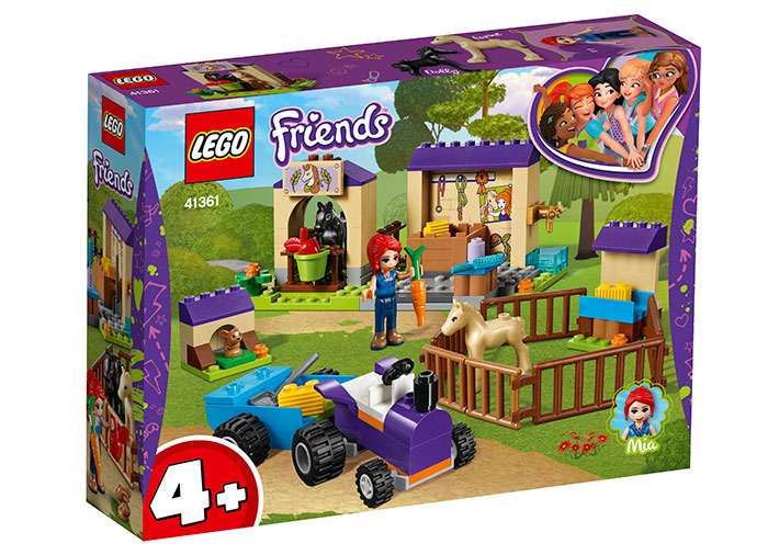 LEGO Friends - Grajdul Miei 41361