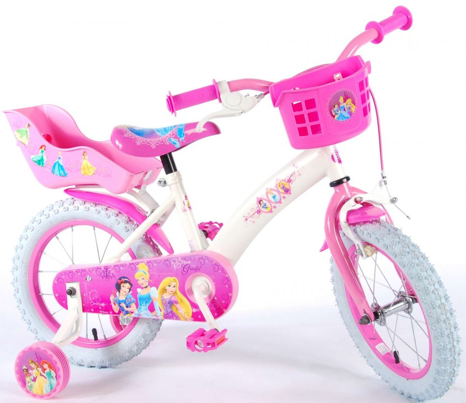 BICICLETA E&L DISNEY PRINCESS 14