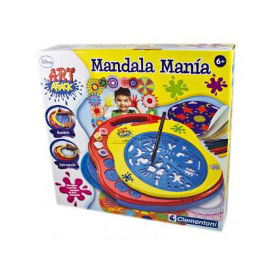 Art Attack - Mandala Mania - 61131
