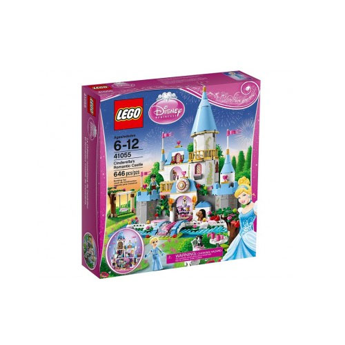 Lego Friends - Castelul romantic al Cenusaresei 41055