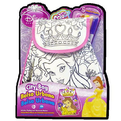 Color Me Mine City Bag Princess