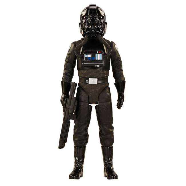 Figurina Tie Fighter Pilot Star Wars 50cm