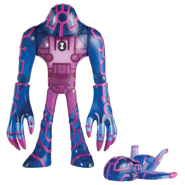 Figurina Ben 10 - Upgrade 12cm 76106 + Figurina mini dinozaur