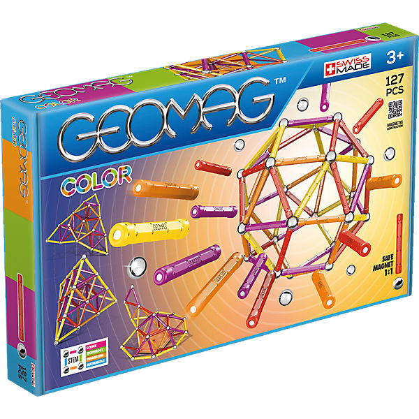 Geomag - Set Constructie Kids Color 127