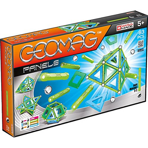 Geomag - Set Constructie Magnetic Panels 83 GEOPAN462