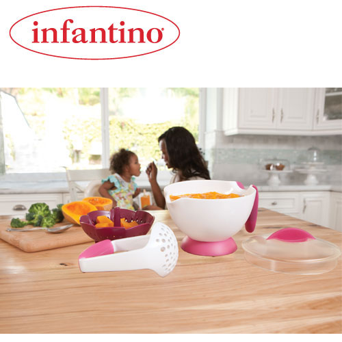 Infantino - Dispozitiv piureuri Fresh Squeezed