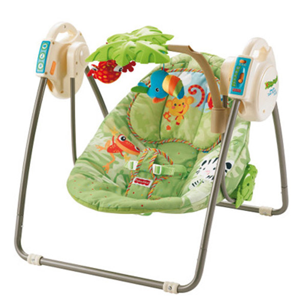 Leagan Fisher Price Open Top Take Along Rainforest