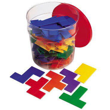 Learning Resources Set forme geometrice - Pentomino
