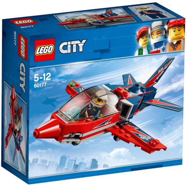 Lego City - Spectacol aviatic 60177