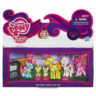 Figurina MY LITTLE PONY DELUXE MINIATURE COLLECTION - A4685