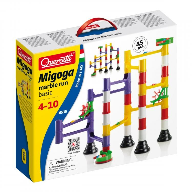 Migoga Marble Run Basic Quercetti