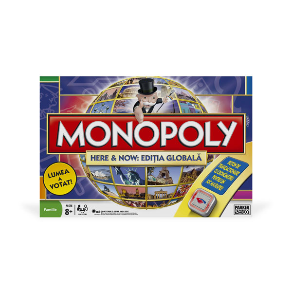 Monopoly  Here&Now nonelectronic 01611