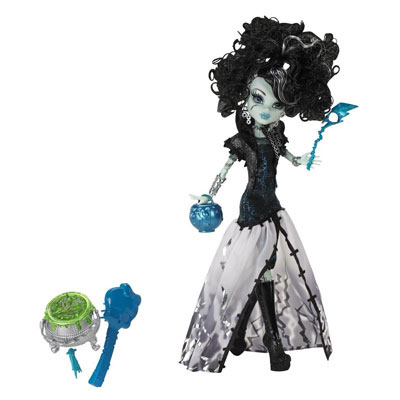 Papusa FRANKIE STEIN-Monster High Ghouls Rule