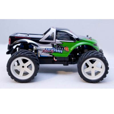 Monster Truck Huan QI - motor electric - 1:18
