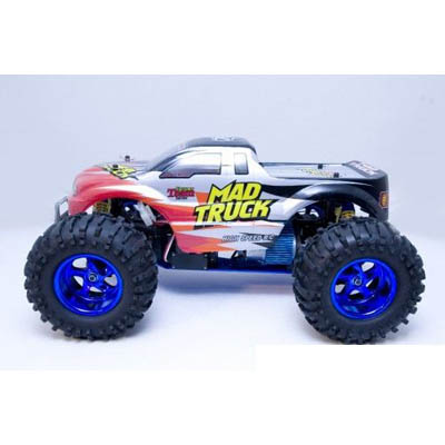 Monster Truck Mad Truck - motor electric - 1:10
