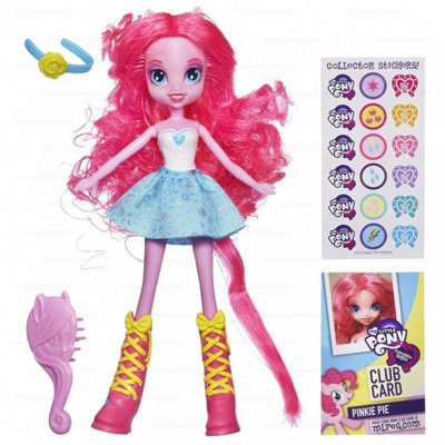 Figurina MY LITTLE PONY - Equestria Girl