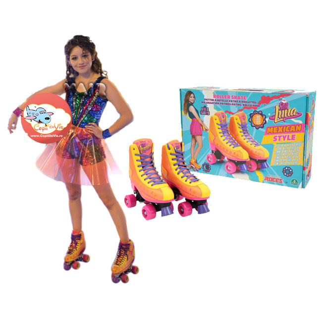 Noile patine Soy Luna - Mexican Style 32-33