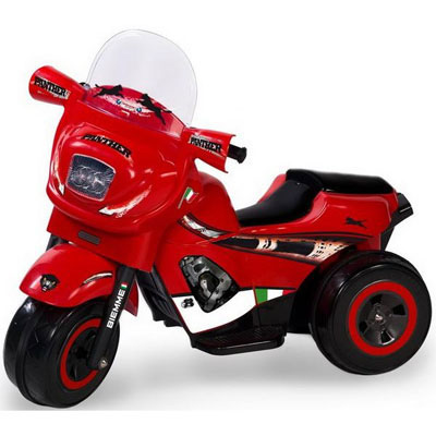 Biemme Motoscuter Electric PANTHER RED