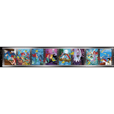 PUZZLE 200 PIESE - MICA SIRENA - 28045