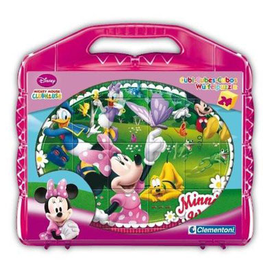 PUZZLE 24 CUBURI - MICKEY MOUSE - 42416