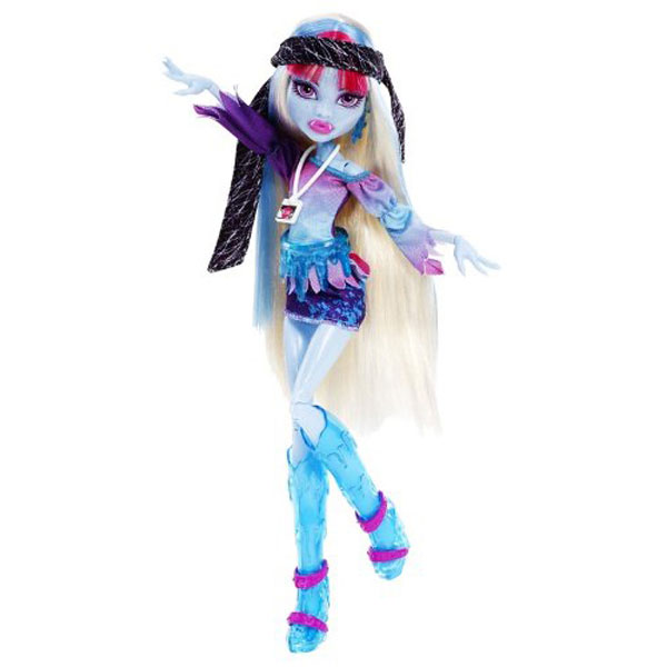 Papusa Monster High Festivalul de muzica