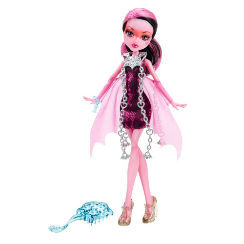 Papusa Monster High Haunted - Draculaura - Mattel