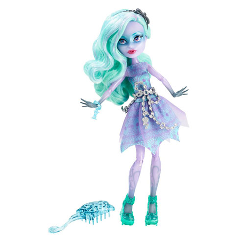 Papusa Monster High Haunted - TWYLA Twyla - Mattel