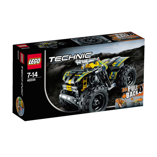 Lego Tehnic - Quad Bike 42034