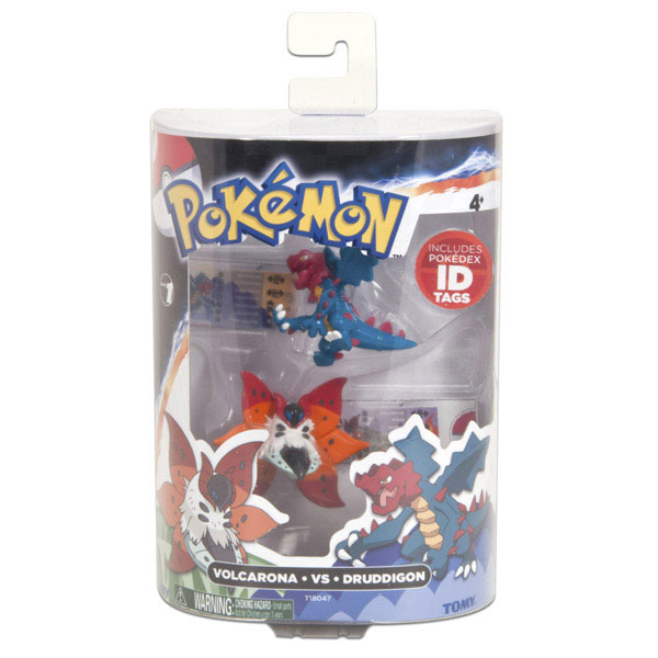 Set 2 Figurine Pokemon