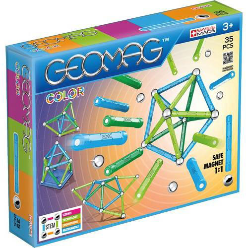 Geomag - Set Constructie Magnetic Color 35 GEOCOL261