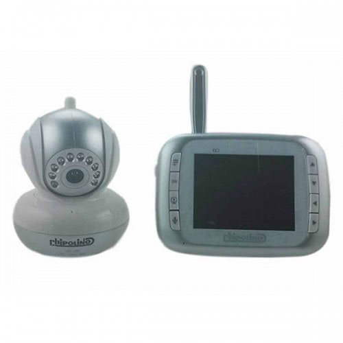 Video monitor Chipolino Visio silver 2014