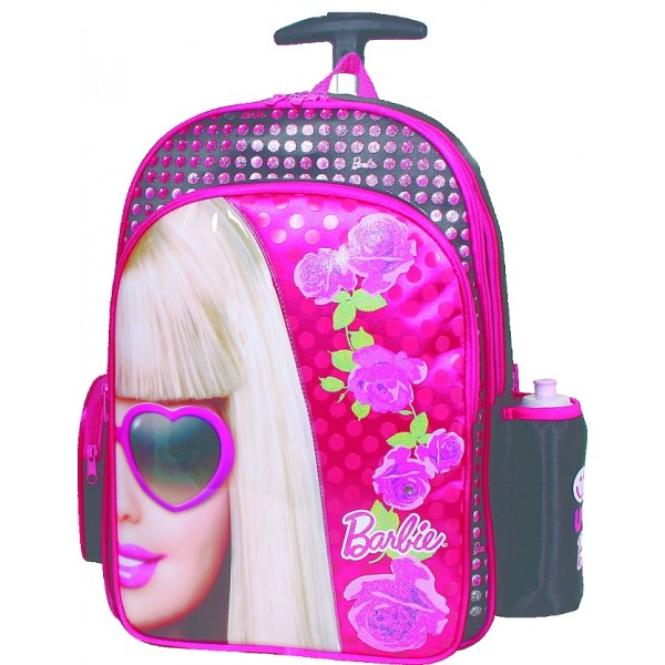 Troler copii Barbie Fashionistas