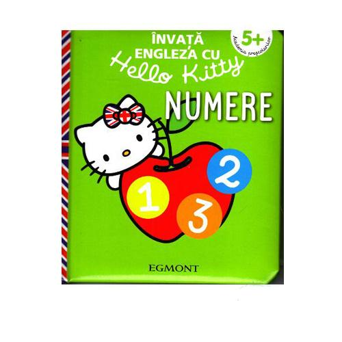 Carte Hello Kitty - Numere
