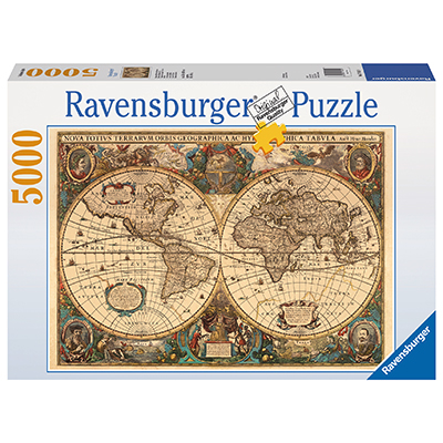 Puzzle 5000 piese