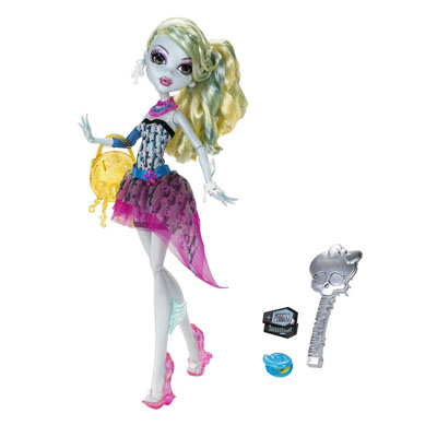 Monster High Papusi Petrecarete Lagoona Blue
