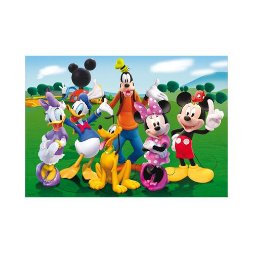 Puzzle Mickey Mouse Club House 100 piese
