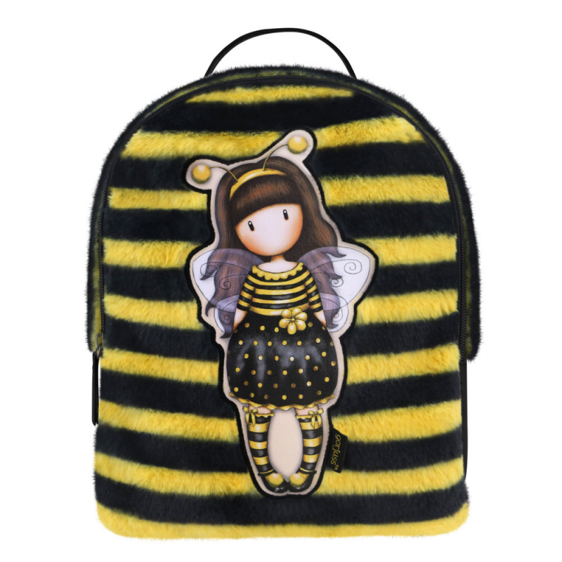 Rucsac fashion Gorjuss Furry Bee Loved