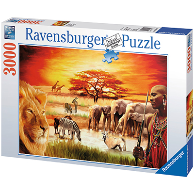 Puzzle 3000 piese