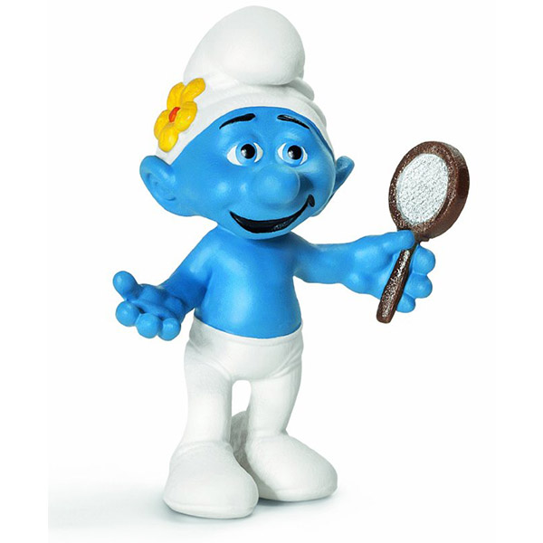 Figurina Beauty Smurf - 20756