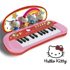Pian cu figurine Hello Kitty