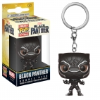 POP KEYCHAIN BLACK PANTHER - BLACK PANTHER