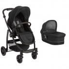 Carucior Evo II 2 in 1 Black Grey Graco
