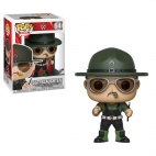 Pop Vinyl Wwe Sgt Slaughter