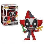 Pop Marvel: Deadpool Playtime - Deadpool Clown