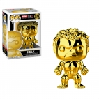 Pop Marvel: Marvel Studios 10 - Hulk (Chrome)