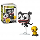 POP VINYL: DISNEY: NBC: Vampire Teddy W/Undead Duck