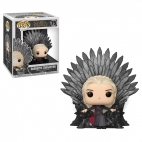Pop Deluxe: Got S10 - Daenerys Sitting On Throne