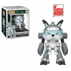 Figurina Funko POP! Animation - Rick  Morty, Exoskeleton Snowball 569 40249