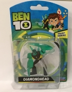 BEN 10 Mini figurine blister - Cap de Diamant 76763
